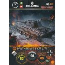 Nr. 68 - World of Tanks - Panther MIT 8 CM L/71 - Nation...