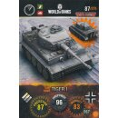 Nr. 87 - World of Tanks - Tiger I - Nation und Tank cards