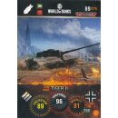 Nr. 89 - World of Tanks - Tiger II - Nation und Tank cards