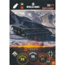 Nr. 90 - World of Tanks - Tiger II - Nation und Tank cards