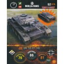 Nr. 92 - World of Tanks - VK 30.01 (H) - Nation und Tank...