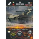 Nr. 96 - World of Tanks - Waffentrager Auf E 100 - Nation...