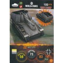 Nr. 100 - World of Tanks - Wespe - Nation und Tank cards