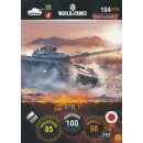 Nr. 104 - World of Tanks - STB-1 - Nation und Tank cards