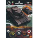 Nr. 109 - World of Tanks - Type 4 - Nation und Tank cards