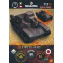 Nr. 112 - World of Tanks - Type 95 HA-GO - Nation und...