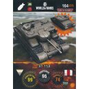 Nr. 164 - World of Tanks - AT 15A - Nation und Tank cards