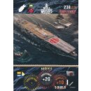 Nr. 239 - World of Tanks - Hiryu - Warship cards