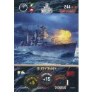 Nr. 244 - World of Tanks - Budyonny - Warship cards