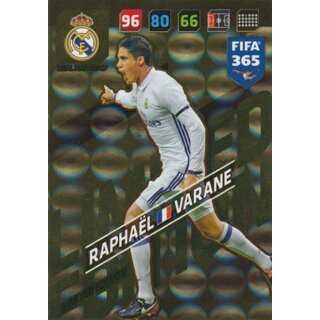 Fifa 365 Cards 2018 - LE24 - Raphael Varane - Limited Edition