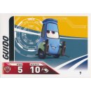 Cars 3 - Trading Cards - Karte 7