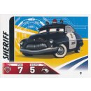 Cars 3 - Trading Cards - Karte 9