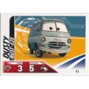 Cars 3 - Trading Cards - Karte 11