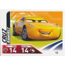 Cars 3 - Trading Cards - Karte 13