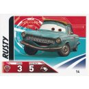 Cars 3 - Trading Cards - Karte 14