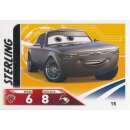 Cars 3 - Trading Cards - Karte 15