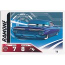 Cars 3 - Trading Cards - Karte 16