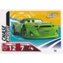 Cars 3 - Trading Cards - Karte 34