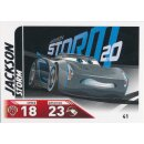 Cars 3 - Trading Cards - Karte 41