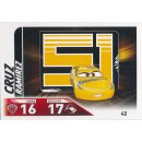Cars 3 - Trading Cards - Karte 42