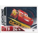 Cars 3 - Trading Cards - Karte 43