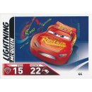 Cars 3 - Trading Cards - Karte 44