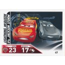 Cars 3 - Trading Cards - Karte 47