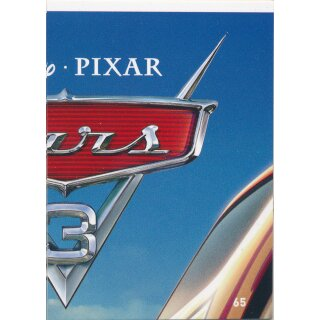Cars 3 - Trading Cards - Karte 65
