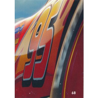 Cars 3 - Trading Cards - Karte 68