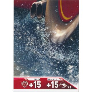 Cars 3 - Trading Cards - Karte 71