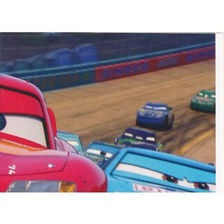 Cars 3 - Trading Cards - Karte 74