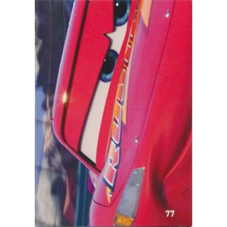 Cars 3 - Trading Cards - Karte 77