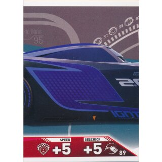 Cars 3 - Trading Cards - Karte 89