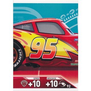 Cars 3 - Trading Cards - Karte 92