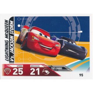 Cars 3 - Trading Cards - Karte 95