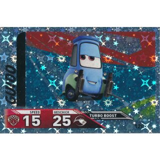 Cars 3 - Trading Cards - Karte 120