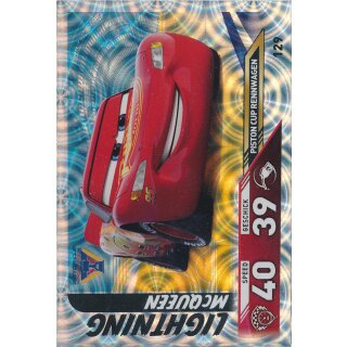 Cars 3 - Trading Cards - Karte 129