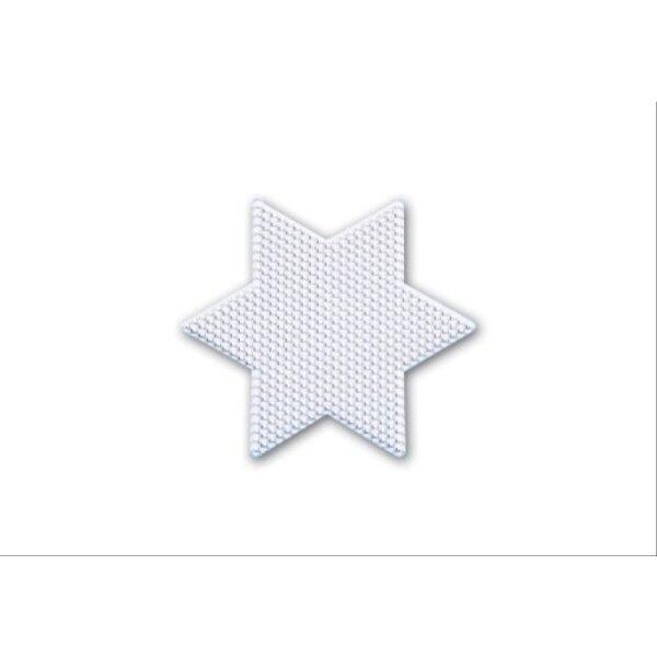 Hama Stiftplatte Großer Stern Creativsets Perlen