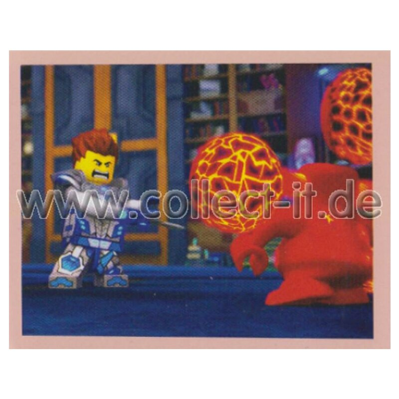 Sticker 032 - Blue Ocean - LEGO Nexo Knights