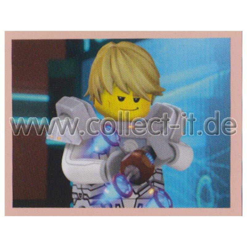 Sticker 068 - Blue Ocean - LEGO Nexo Knights
