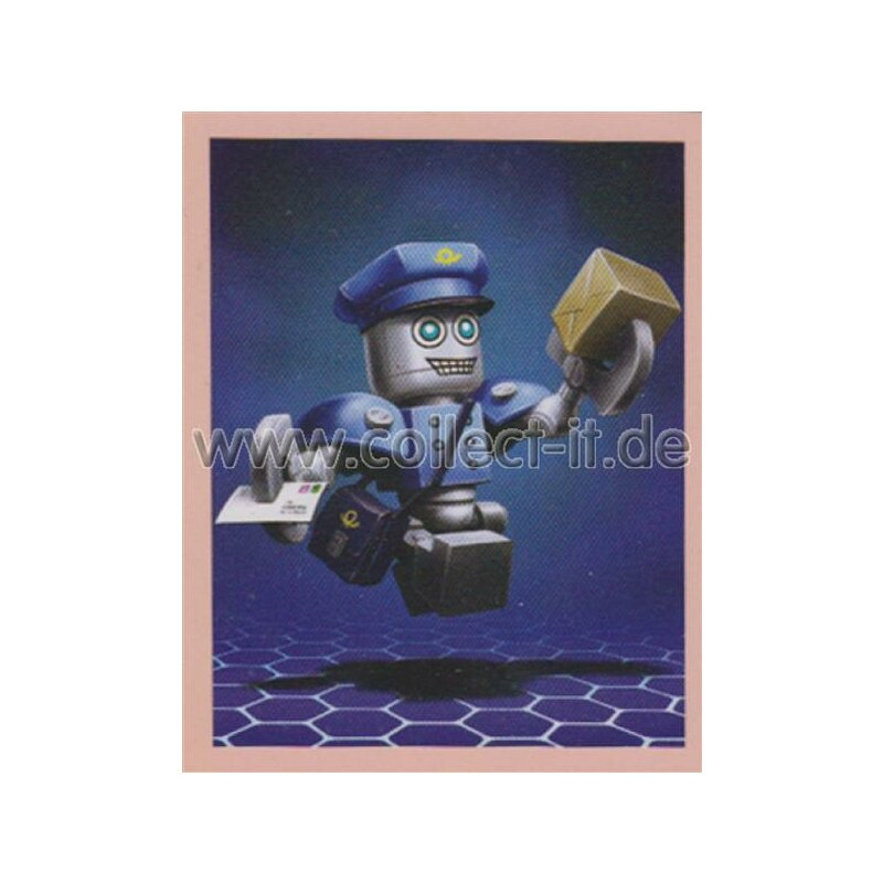 Sticker 098 - Blue Ocean - LEGO Nexo Knights
