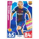 CL1718-032 - Andres Iniesta - FC Barcelona