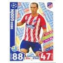 CL1718-041 - Diego Godin (Defensive Dynamo) - Club...