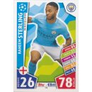 CL1718-176 - Raheem Sterling - Manchester City FC