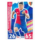 CL1718-321 - Mohamed Elyounoussi - FC Basel 1893