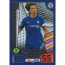CL1718-LE6S - David Luiz - Limited Edition SILBER