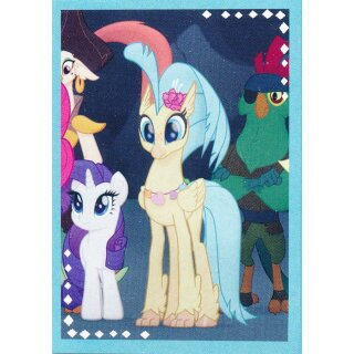 Panini My Little Pony Sticker 155 029