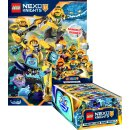 LEGO Nexo Knights 2 - Trading Cards - 1 Display + 1...