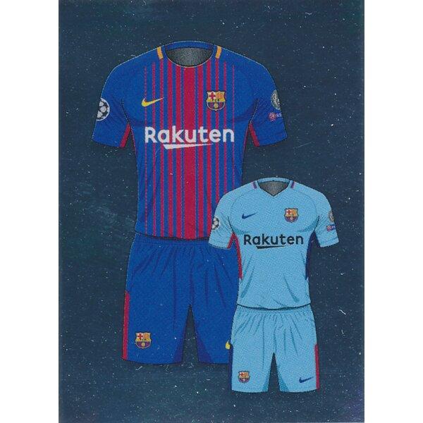 half off 8c7ed db147 CL1718 - Sticker 23 - Home / Away Kit - FC Barcelona