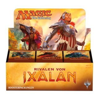 Magic - Rivalen von Ixalan - 1 Display (36 Booster) - Deutsch